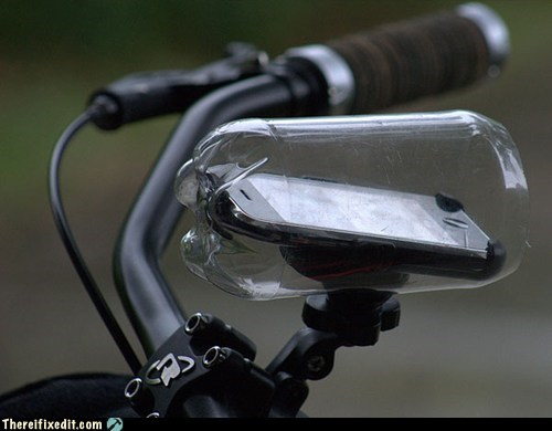 bike dual use gps Hall of Fame map phones waterproof