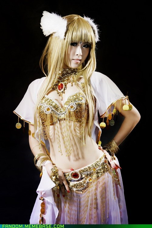 cosplay dancer Ragnarok video games - 5451645184