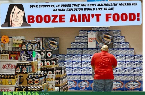 booze cartoons food Metalocalypse shoppers beware - 5451836416