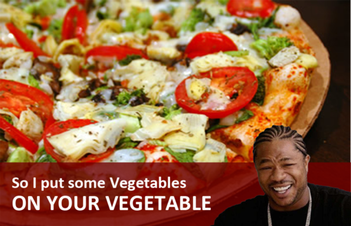 All Kinds Of Wrong Childhood Obesity Pizza As Vegetable - 5451912704