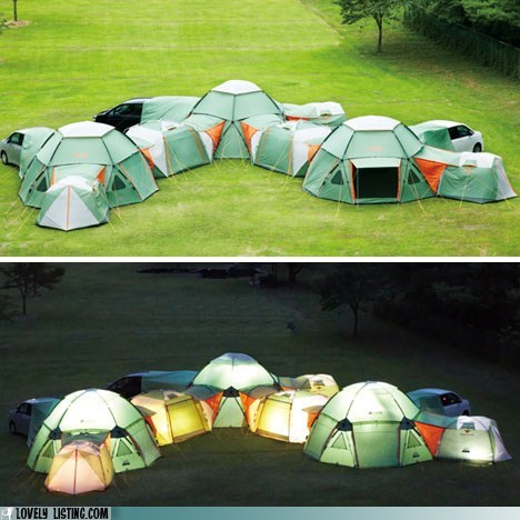 occupy Protest tents - 5452038656