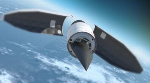 darpa hypersonic test flight weapons - 5452242944