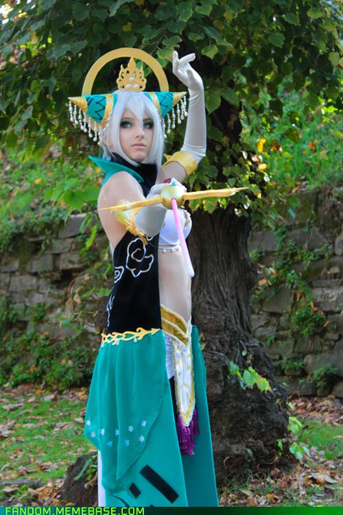 cosplay nu wa playstation video games warriors orochi - 5452465920