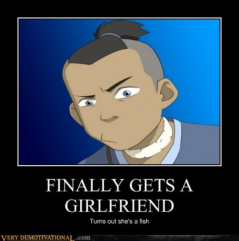 anime,Avatar,fish,girlfriend,hilarious