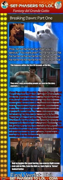 breaking dawn cinema ebil edward cullen fantasy jacob black kristen stewart movies reviews robert pattinson taylor lautner terrible twilight vampires - 5452617472