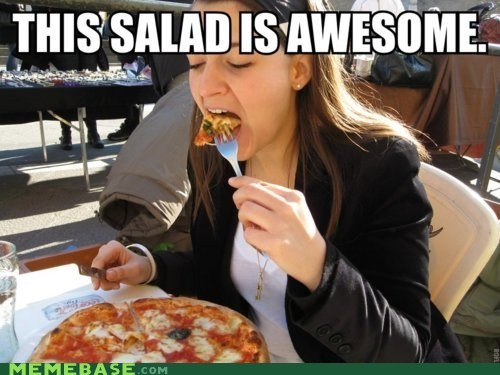 awesome,fruit,healthy,Memes,salad,vegetable