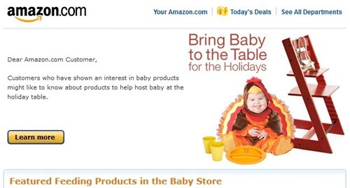 amazon baby costume holiday no thanks Parenting Fail thanksgiving Turkey