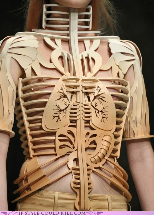anatomy cool accessories human body runway - 5453065216