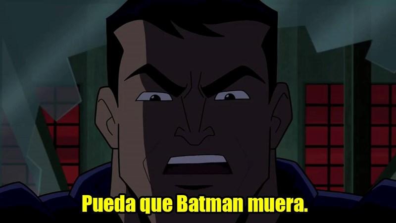 pregunta batman