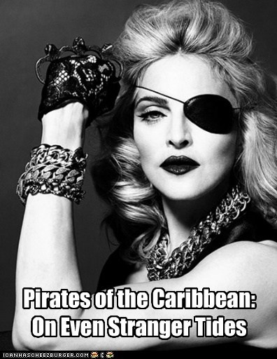 Pirates of the Caribbean: On Even Stranger Tides