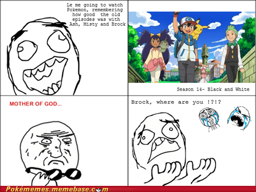 anime ash rage comic Rage Comics season 14 - 5454650880