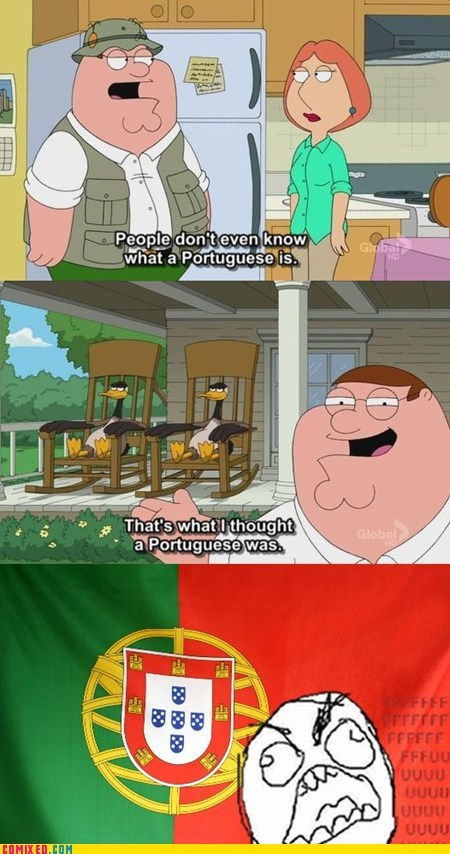 comic family guy FUUUUU i accidentally portuguese - 5454835968
