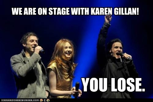 amy pond,arthur darvil,doctor who,karen gillan,Matt Smith,rory williams,the doctor,you lose