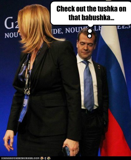 Dmitry Medvedev g8 political picvtures women - 5455095808