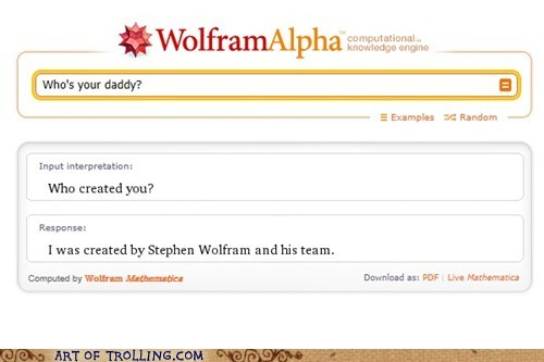 daddy wolfram alpha - 5455517952