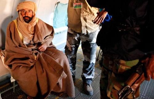 Follow Up Libyan Uprising muammar gaddafi Seif al-Islam Gaddafi - 5455658752