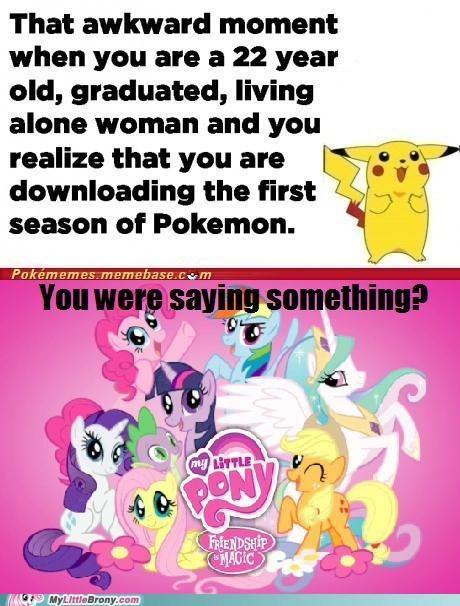 a challenger appears meme my little pony pikachu Pokémon - 5455737856