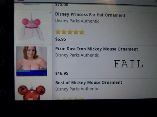 Disney Gone wrong