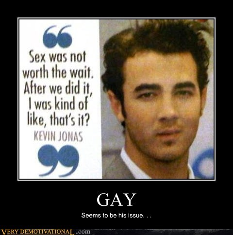 hilarious kevin jonas likes boys not worth it sexy times - 5456624896