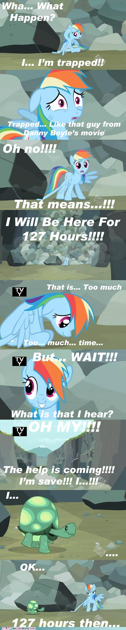 comic,comics,Movie,rainbow dash,tank,trapped