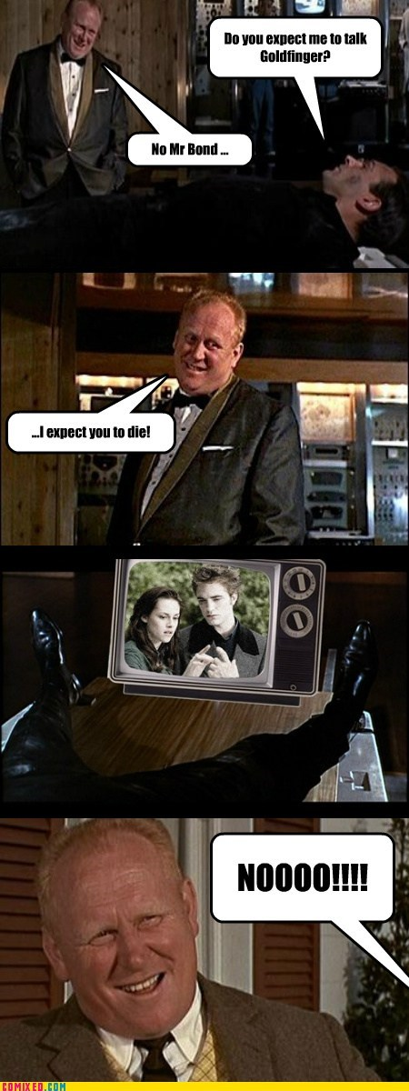 best of week comic goldfinger i expect you to die james bond the internets twilight - 5456914432