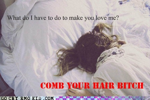 comb,emolulz,hair,hipster photography,love