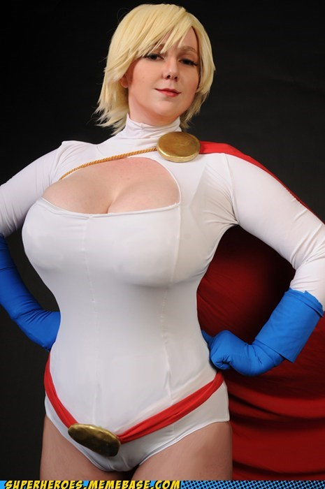 accurate,costume,fly,power girl,Super Costume