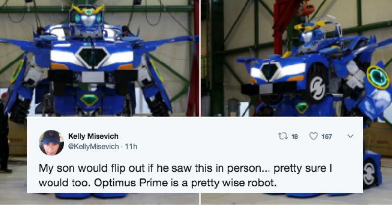 transformers twitter news technology robots trending - 5457157