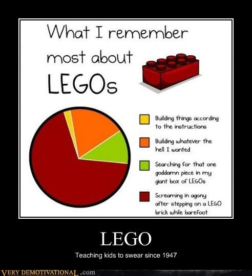 graph hilarious kids lego swearing