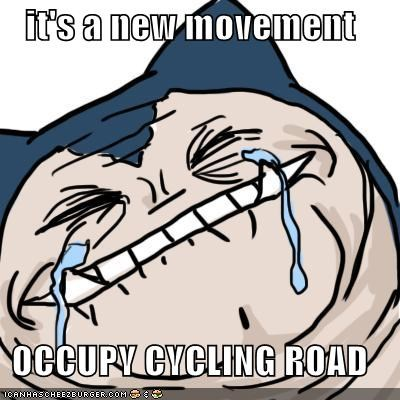 Memes movement Occupy Wall Street outrage pepper spray snorlax