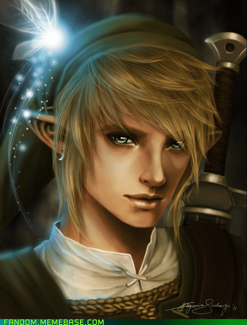 Fan Art legend of zelda link video games - 5457939712