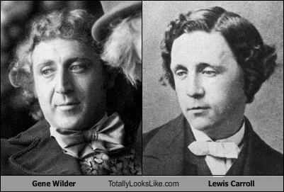 funny gene wilder Lewis Carroll TLL - 5458324736