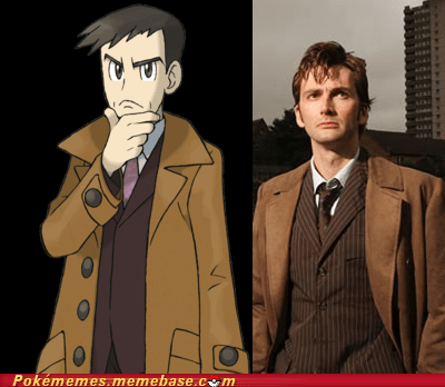 doctor who looker Pokémon TV - 5459289856