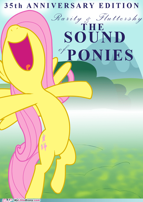 crossover duet epic fluttershy Music song the sound of ponies - 5459602944
