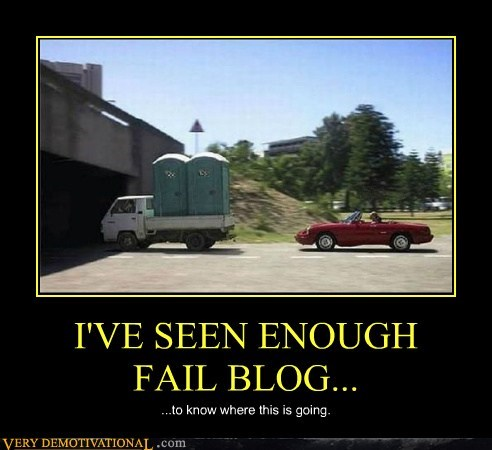 bad idea FAIL Blog hilarious truck - 5460267008