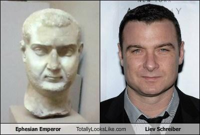 actor celeb ephesian emperor funny liev schreiber TLL