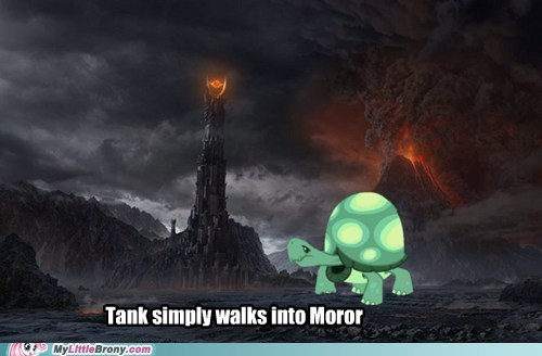 meme mordor tank turtle - 5461745152