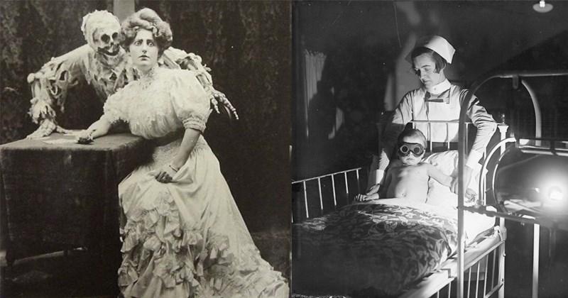 history pics wtf history creepy history weird history - 5462277