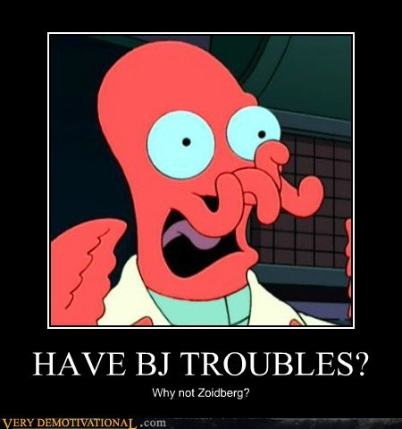 bj futurama Terrifying troubles wtf Zoidberg - 5462860288