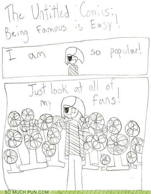 cliché double meaning fans literalism popular - 5463349248