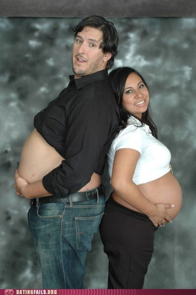 beer gut fat gut pregnant We Are Dating - 5464018688