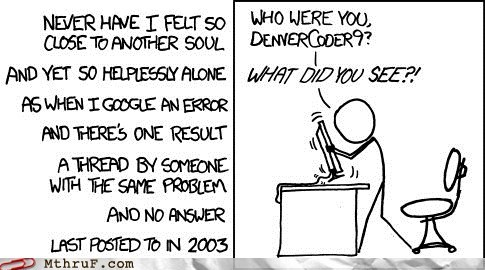 google Hall of Fame secrets of the ancients xkcd