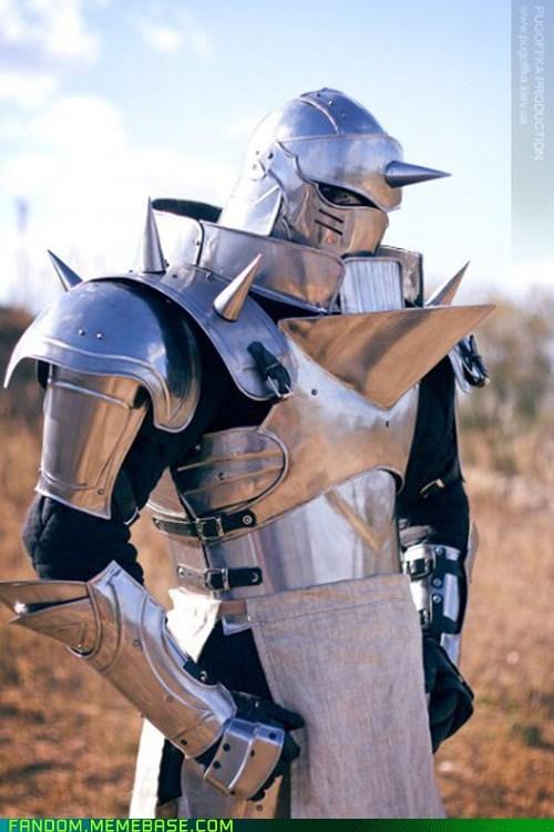 alphonse cosplay fullmetal alchemist manga - 5464162816