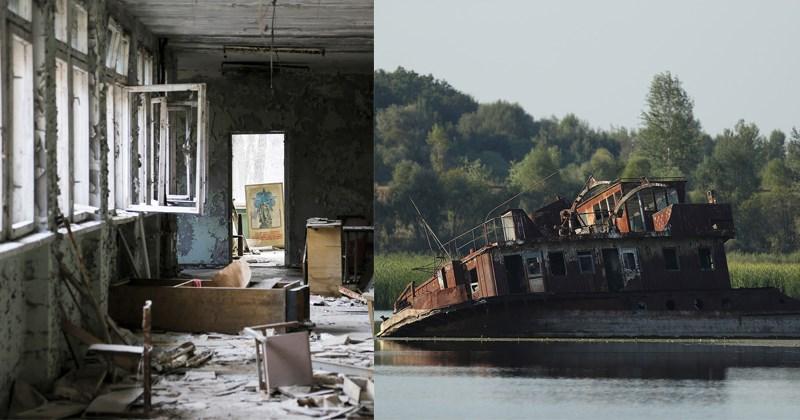 unsettling soviet union creepy haunting chernobyl pripyat creepy history ukraine chernobyl disaster - 5464325