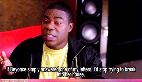 30 rock,beyoncé,funny,Tracy Morgan,TV