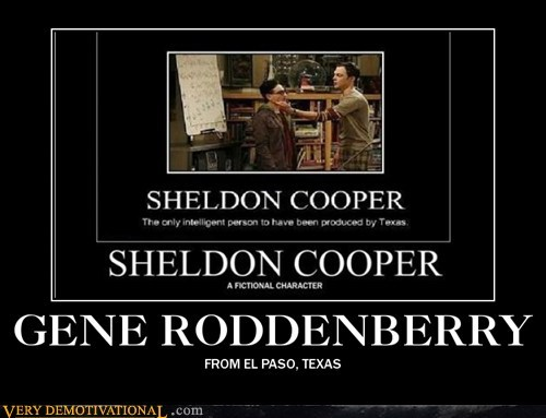 el paso gene roddenberry Pure Awesome texas - 5464437504