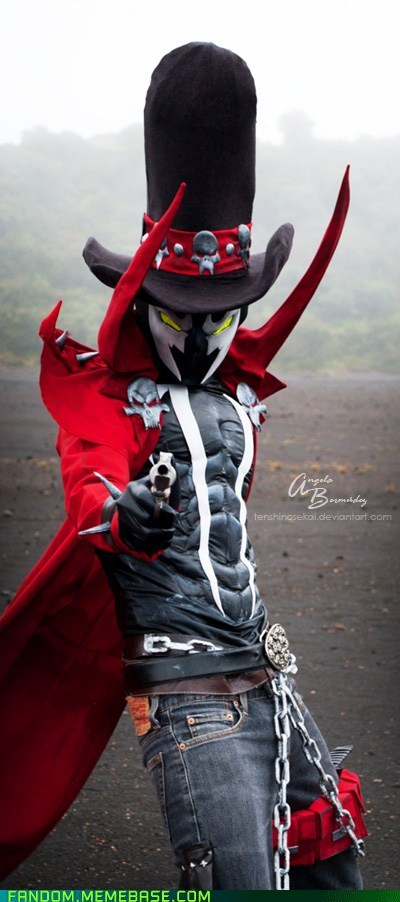 comics cosplay gunslinger spawn Spawn - 5464612096