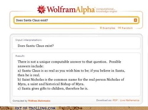 real santa wolfram alpha - 5464811008