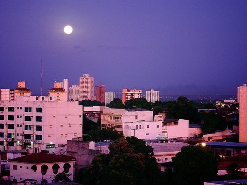 brazil city cityscape destination of the week first class ticket full moon moon night night photography - 5464907008