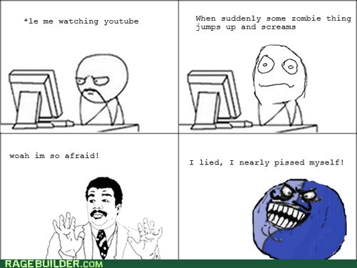 fear,i lied,Rage Comics,videos